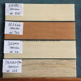 建築材料の木の表面の床タイル