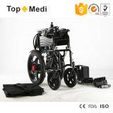 Prezzi della sedia a rotelle di energia elettrica del prodotto di assistenza medica del fornitore di riabilitazione della Cina