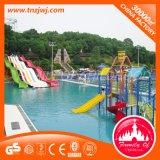 Équipement de traitement de l'eau de piscine Aire de jeux de l'eau en fibre de verre