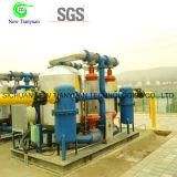 De grote Eenheid van de Dehydratie van het Gas van de Lage Druk van de Dehydratie Volledige Automatische Controlerende