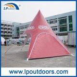 Звезды сени печатание таможен Dia8m шатер звезды малой напольной алюминиевой форменный для сбывания