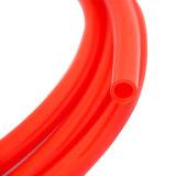 Orange des PU-pneumatische Luft-Schlauch-12*8