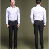 Le pantalon formel de procès d'affaires de Mens amincit le pantalon d'hommes de modèle d'ajustement