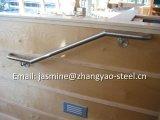Diseño de la barandilla del acero inoxidable para las escaleras