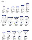 Nuova cristalleria venente dell'hotel di vetro di colpo di qualità eccellente