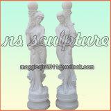 Статуи Ms1704 белого света женские