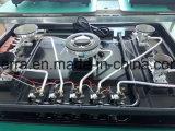 Fresa incorporata del gas dei bruciatori dell'acciaio inossidabile 5 di buona qualità (JZS85202A)