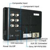 Monitor del LCD YPbPr de 7 pulgadas