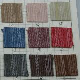 Cuir en PVC en polyuréthane de saule en relief de haute qualité pour sac (D940)