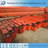 Kleine Herstellungs-elektrischer einzelner Träger-Aufhebung-Überführung-Kran