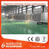 Venta caliente cristal Low-E magnetrón Sputtering proveedor de maquinaria recubrimiento vacío