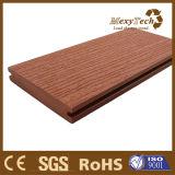 Wood Plank Outdoor Marine Plastic Composto WPC Flooring