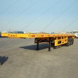 Sinotruk LKW-Schlussteil-Hersteller-Flachbettbehälter-halb Schlussteil für Verkauf