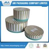 Коробка венчания коробки цилиндра картона упаковывая для возвращенных подарков