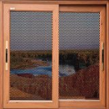 모기장 광저우 중국을%s 가진 알루미늄 유리제 문 그리고 창틀 슬라이딩 윈도우