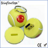 Pelota de Tenis PVC disco flash USB (USB-XH-158)