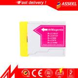 Cartucho de tinta compatible LC10/37/51/57/960/970/1000 para la impresora Brother DCP-130c, 135c, 150c, 153c, 157c, 330