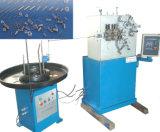 Máquina que enrolla del resorte mecánico elegante de la dimensión de una variable con salida rápida