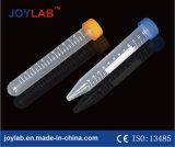 Пробка центробежки устранимой лаборатории коническая нижняя, 15ml, с сертификатом Ce