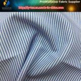 جديدة [ت/ك] مغزولة يصبغ شريط يحاك بناء لأنّ قميص, شعبيّة نسيج قطنيّ شريط قميص بناء