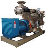 280kw de Elektro Mariene Generator van de Warmtewisselaar