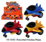 Nuevo juguete de gran alcance caliente del plano de la fricción