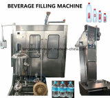"""Machine à emballer remplissante de Full Auto de boisson """"clés en main"""" de boisson non alcoolique Zhangjiagang"""
