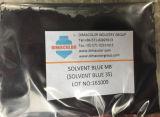 Oplosbare Dyesblue 35 voor het Plastic Polymeer van de Was van de Olie