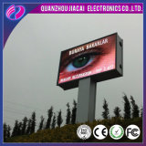P6 de alto brillo Watterproof pantalla LED de color bordo