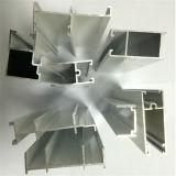 공장 주문 알루미늄 합금 단면도