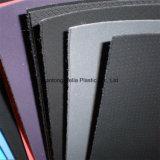 Fabrik verkaufen direkt ein Farben-PU gemischtes auf lagerleder des Rollen1-3