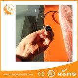 Kleiner Datenträger industrielle elektrische flexible Slicone flexible heiße Gummiplatte