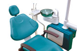 Дешевый стандартный зубоврачебный стул с двойной коробкой блока цвета