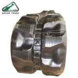 Spur-Gummi-Spur des Exkavator-250*52.5*72