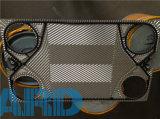 Tranter GC60 pgcd054 Échangeur de chaleur de la plaque de la plaque avec l'AISI304 AISI316