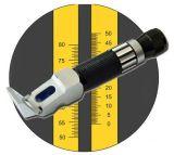 Visuele Hand - gehouden Brix Refractometer