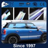 Пленка подкраской окна хорошего автомобиля хамелеона качества цены самого лучшего солнечная