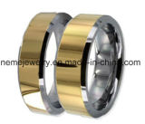 High-End van de Juwelen van Shineme de Ring van het Roestvrij staal van de Manier (SSR2623)