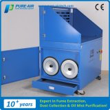 Collettore di polveri industriale della stazione di lavoro dell'Puro-Aria con il filtro dalla cartuccia di PTFE (DC-2400DM)