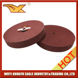 """Roue de polissage non tissée de 10 """"X1"""" (250X25mm 7P)"""