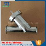 Het y-Type van Klem van het roestvrij staal Sanitaire TriFilter (dy-F019)