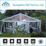 Алюминиевые шатры ферменной конструкции PVC Shamiana большие для случая с подкладкой