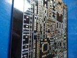 Multi PCB ontwerpen 4 Laag Fr4 met het Zwarte Masker van het Soldeersel