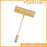 Distintivo su ordinazione di Pin di doratura elettrolitica per i regali di promozione (YB-MP-56)