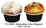 Het grappige Stuk speelgoed van de Magneet van de Cake van de Simulatie