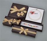 Коробка подарка картона для кольца цепи, шкентеля, Bangle и перста