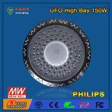 OEM IP44 150W LED 높은 만 빛 주거