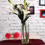 Изготовленный на заказ акриловая ваза цветка венчания