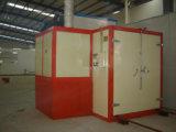 Forno di essiccazione ambientale della vernice del trasportatore per il rivestimento della polvere