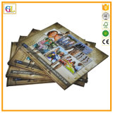 Buntes Ausgabe-Foto-Buch-Drucken
